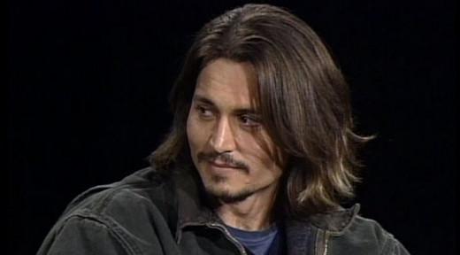 Johnny Depp is a big literature fanatic