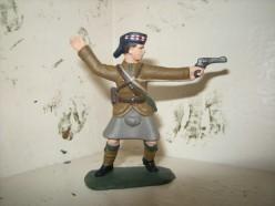 British Highlander WW1
