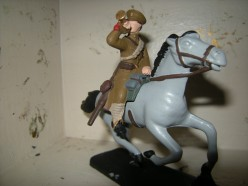 British Cavalry WW1