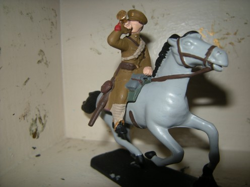 British Cavalry WW1