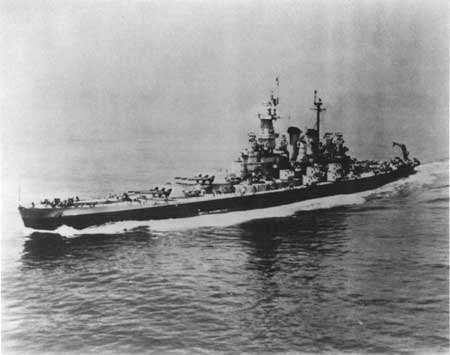 U.S. Navy Photo From 1946