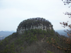 Pilot Mountain State Park - Pinnacle, NC