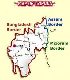 2014 Loksabha Election in Tripura