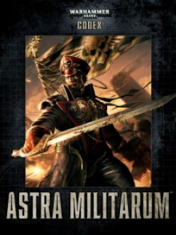Astra Militarum Codex Review - Imperial Guard 40k