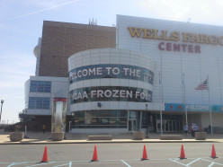 My Frozen Four Ice Hockey Experience in Philadelphia