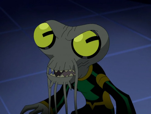 Azmuth the mad scientist that created the powerful omnitrix
