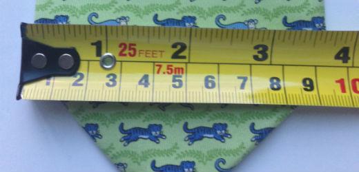 Check the measurements