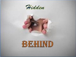 Hidden Behind | Poem