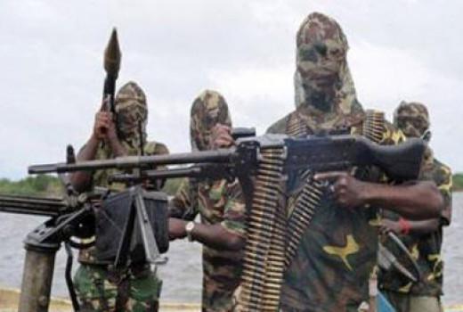 Members of the Boko Harem