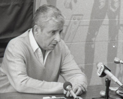 Art Modell moved the Browns to Baltimore after the 1995 season.
