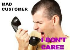 Common Pet Peeves List -- Customers Hate Them