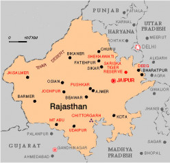 2014 Loksabha Election in Rajasthan