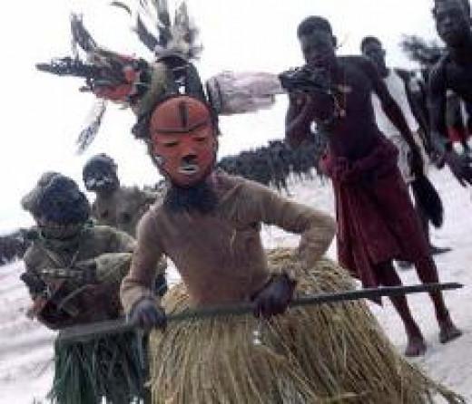 Tribe, Congo