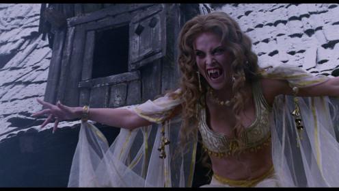 Van Helsing vampire.