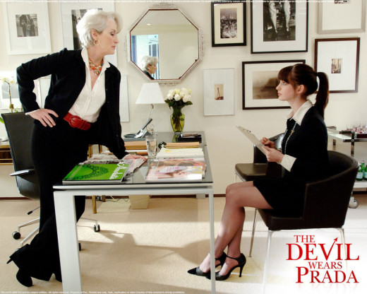 The Devil Wears Prada was written by a former assistant. It's not uncommon for high-profile assistants to move on and start their own companies.