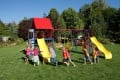 Outdoor Play: Lifetime Big Stuff Adventure Playset Information and Reviews.