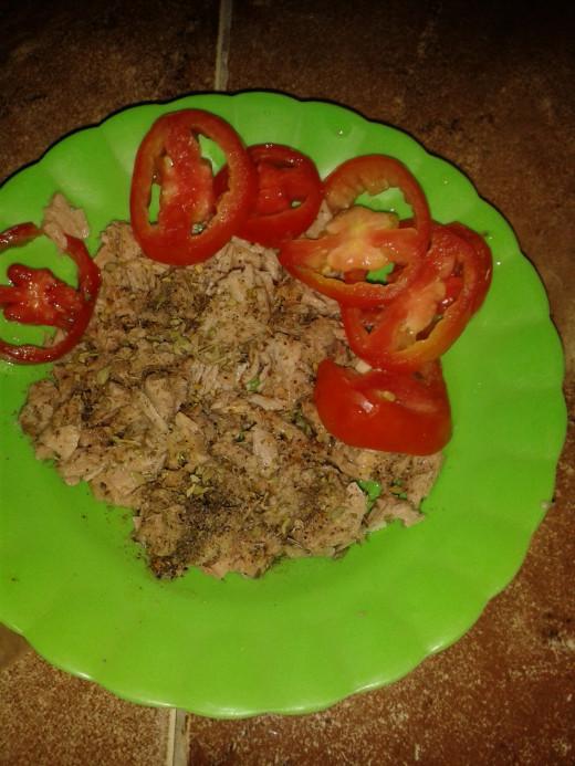 Tuna & Tomatoes