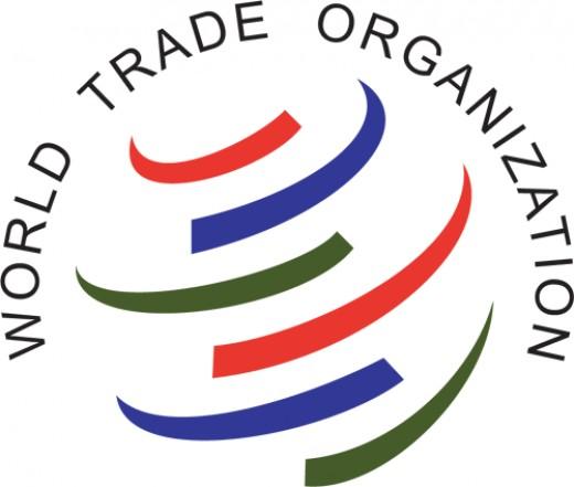The WTO symbol