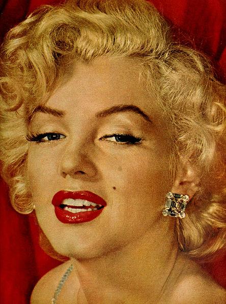 Marilyn Monroe, Leo Rising/Ascendant, Gemini sun sign and Aquarius Moon