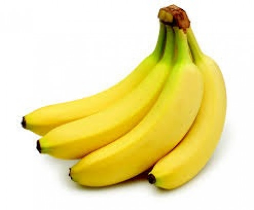 Bananas are full of potassium and they are the best selling fruit in the United States.  If they are too green to eat store them by a kitchen window near the sun or wrap them sealed tight in a paper bag to help ripen the bananas quicker.