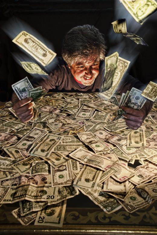 Greed vs. Prosperity