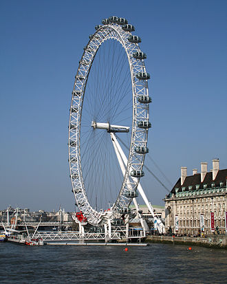 A Visit to the London Eye is free to children under 4 years of age, but a ticket is required. Children under 14 years old must be accompanied by an adult over the age of 18 years.
