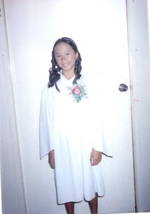 Janica Krishna,14, 2nd Yr., HS