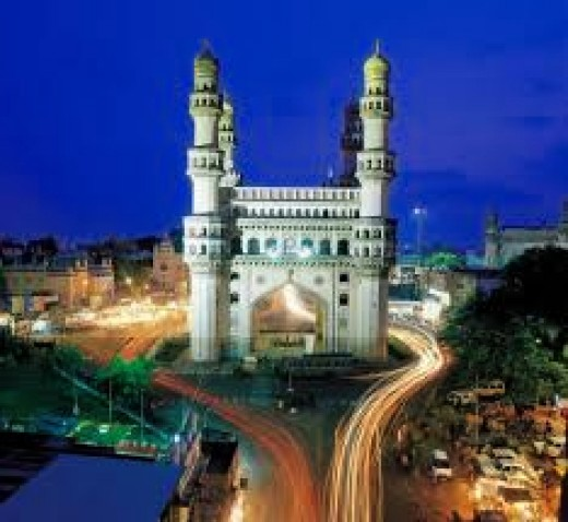 Hyderabad, IT City