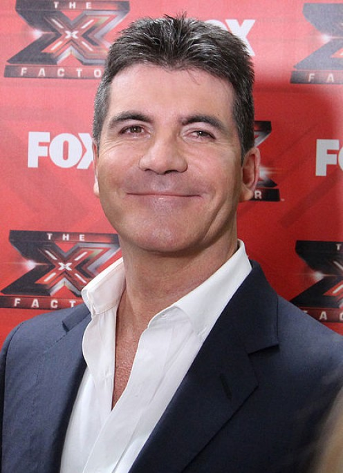 Talent Scout, Simon Cowell/ October 7,1959