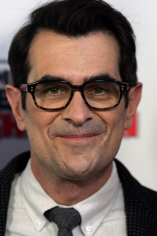 Ty Burrell is Phil Dunphy on ABC's Modern Famly