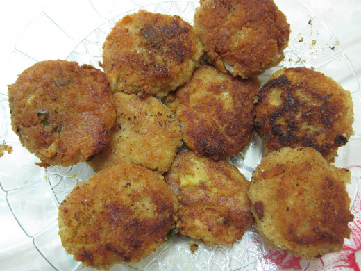 how to make sardine cutlet