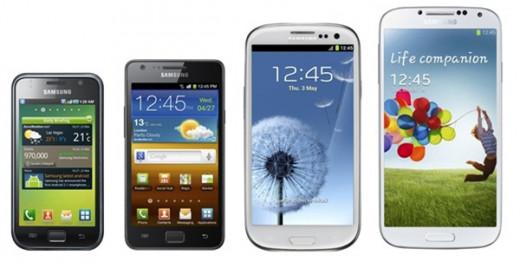 The Samsung Galaxy Series!