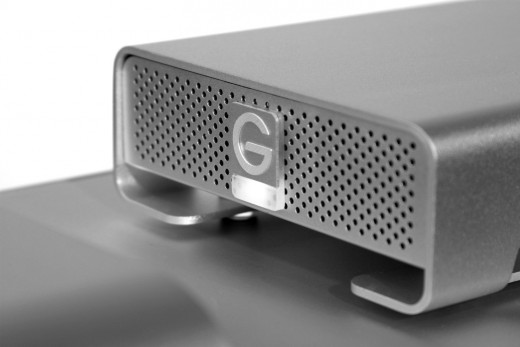 G-Technology G-DRIVE 3TB External Hard Drive w/ eSATA, USB 2.0, Firewire 400, Firewire 800 Interfaces