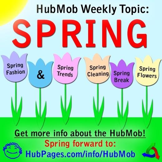essay on spring season in english