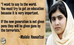 H.O.W. in the Mirror of Malala Yousafzai