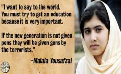 H.O.W. in the Mirror of Malala Yousafzai