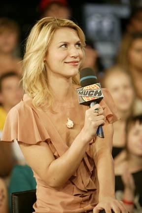Claire Danes Star of Homeland