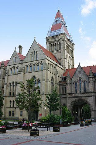 Victoria University of Manchester