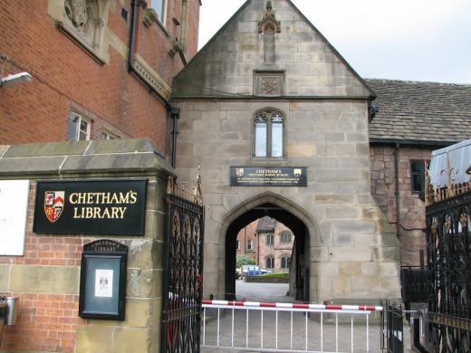 Chetham's Library