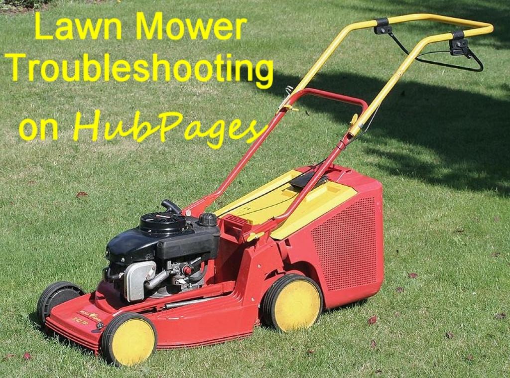 Lawn Mower Diagnostics : F g