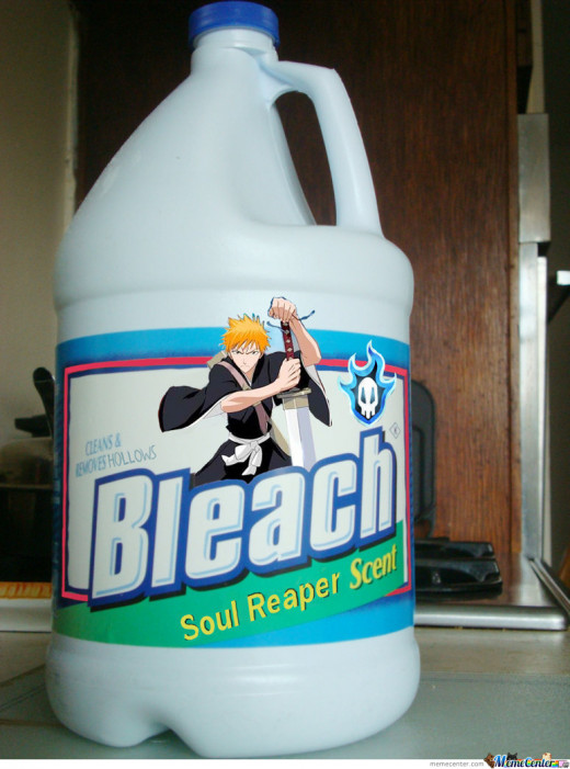 This Bleach?