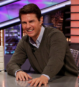 Tom Cruise is the most public Church of Scientology asset.