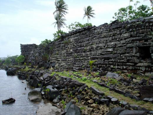 Nan Madol, Pohnpei, FSM