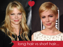 Long Hair vs. Short Hair on Women