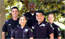 Police forces are now segregated with women and men working together to serve and protect.