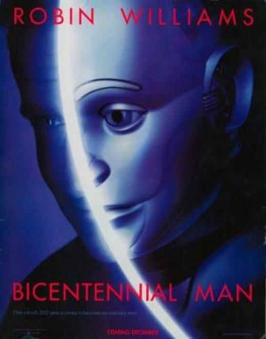 Bicentennial Man movie poster