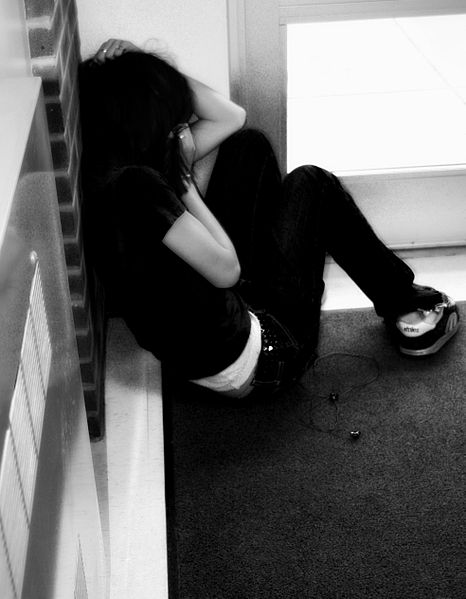 The worst part of depression is the sheer utter hopelessness of it all.
