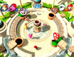 Winner Or Dinner - Players have to avoid being eaten by Piranha plants.