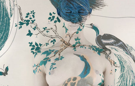 The Body art of Emma Hack