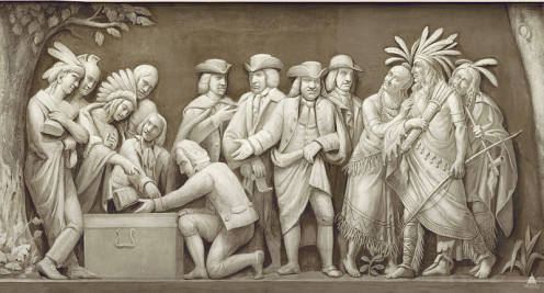 William Penn and Pennsylvania Native Americans